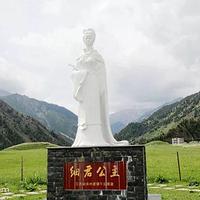 细君公主墓