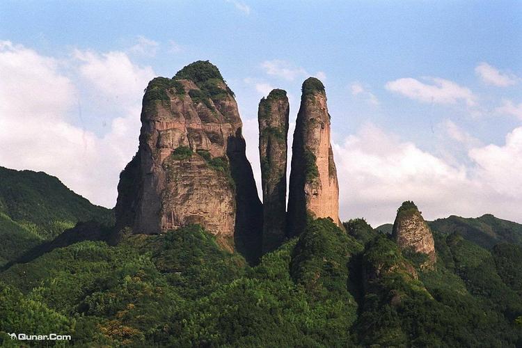 古田自然保护区旅游
