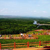 额尔古纳湿地景区