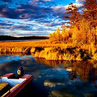 达尔滨湖国家森林公园