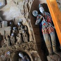 黄陵万安禅院石窟