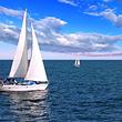 环岛路海通联帆船出海(看金门)