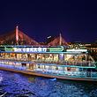 珠江夜游蓝海豚游船