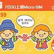 韩国电话上网卡