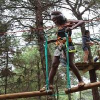 飞越丛林户外探险乐园(玉峰山项目)