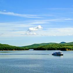 镜泊湖风景区