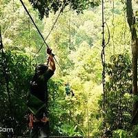 龙里水乡飞越丛林