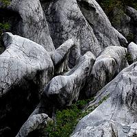 三衢石林风景区