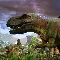 远去的恐龙