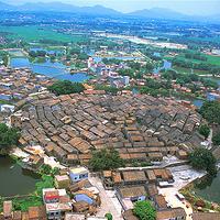 黎槎古村八卦景区