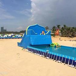 鼎龙湾大白鲨沙滩乐园