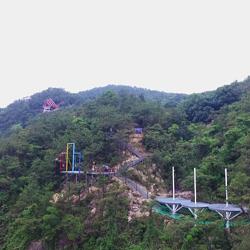 宝山湖旅游区