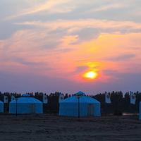 金沙滩国家沙漠公园