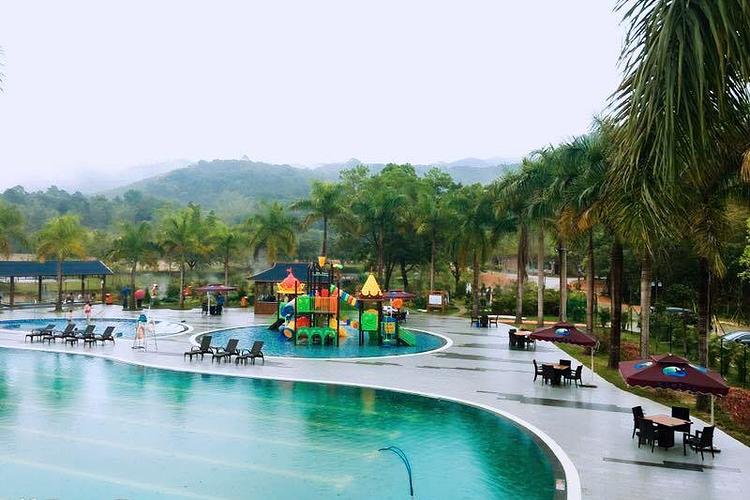 惠州林丰温泉度假山庄旅游