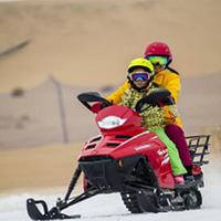 响沙湾滑雪场