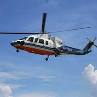 港珠澳大桥直升机观光