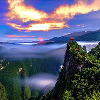 巴人河生态旅游区(三峡女人谷)