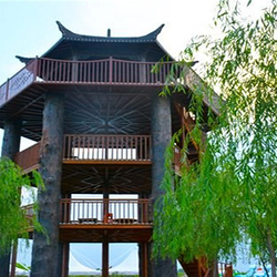 荷香湖畔游乐园