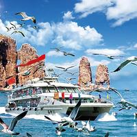 长岛海上游船