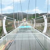 古兜财神玻璃桥