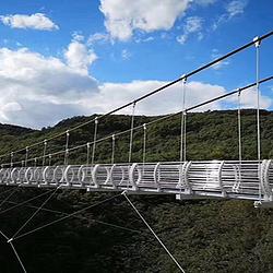虎谷峡风景旅游区