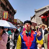 张掖丹霞口旅游度假小镇