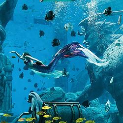 波塞冬海底世界