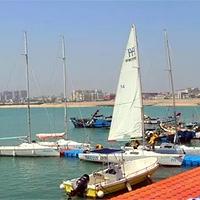 东山渔人码头帆船体验