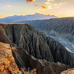 独山子大峡谷