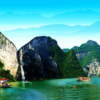 清江大峡谷