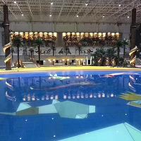 鹊山水世界