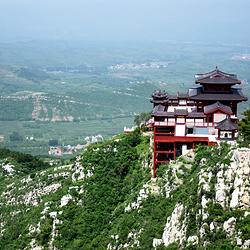 唐山迁西县凤凰山旅游区