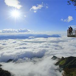 汉中龙头山国际旅游度假区