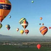 台儿庄热气球飞行营地
