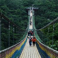 巫山峡谷旅游景区