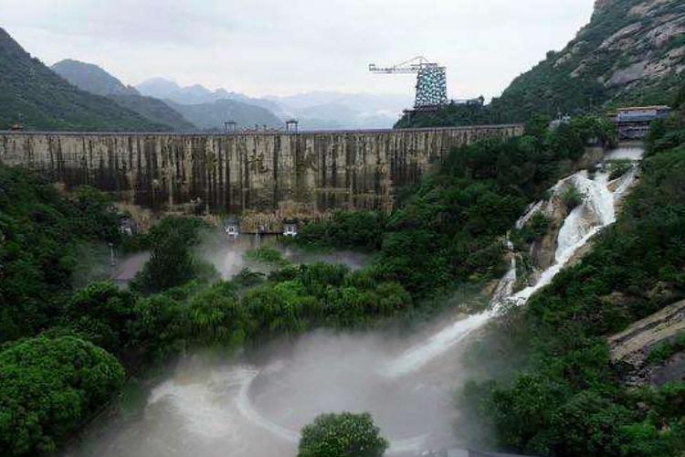 青龙峡旅游