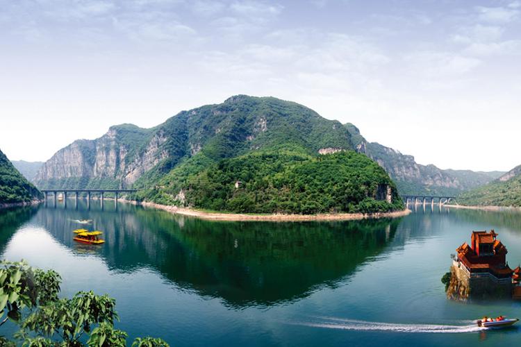 九女仙湖旅游