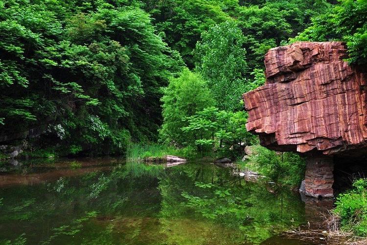 邢台大峡谷旅游