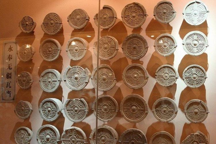 西安秦砖汉瓦博物馆旅游