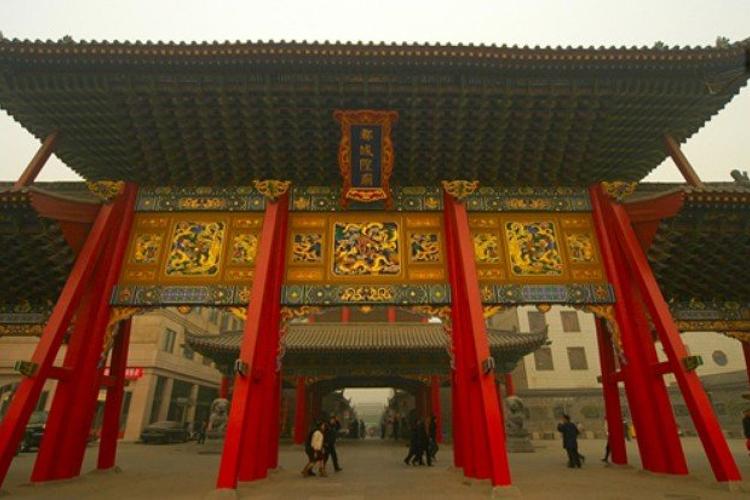 西安城隍庙旅游