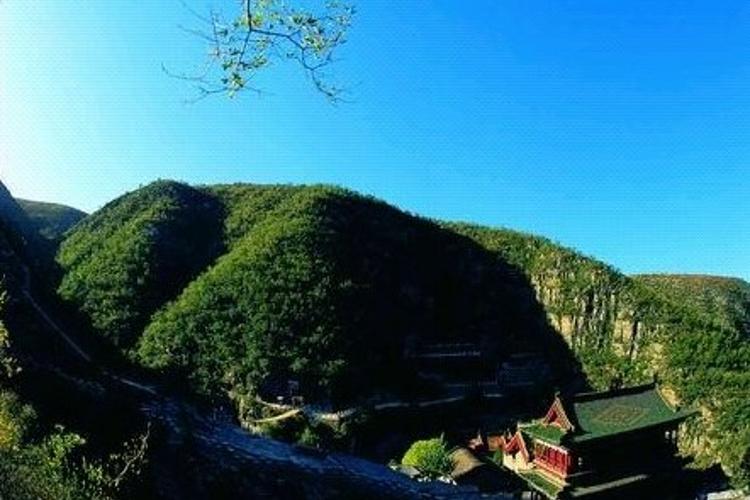张果老山旅游
