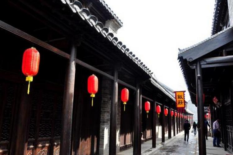 窑湾古镇旅游