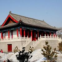 西山老君庙
