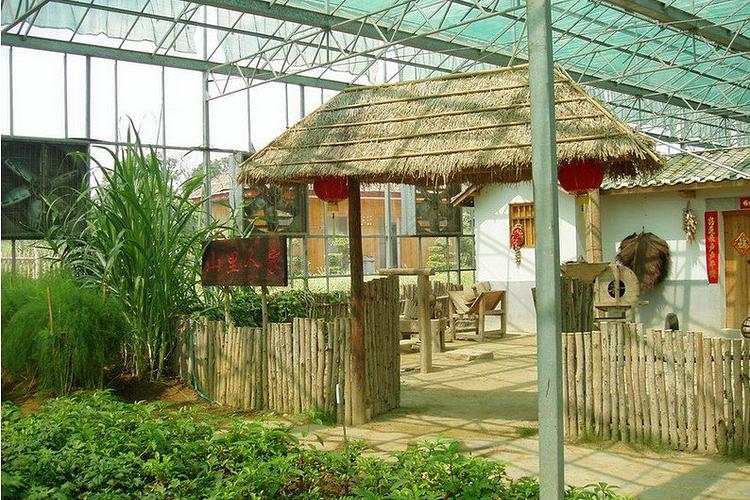 深圳光明农场农科大观园旅游