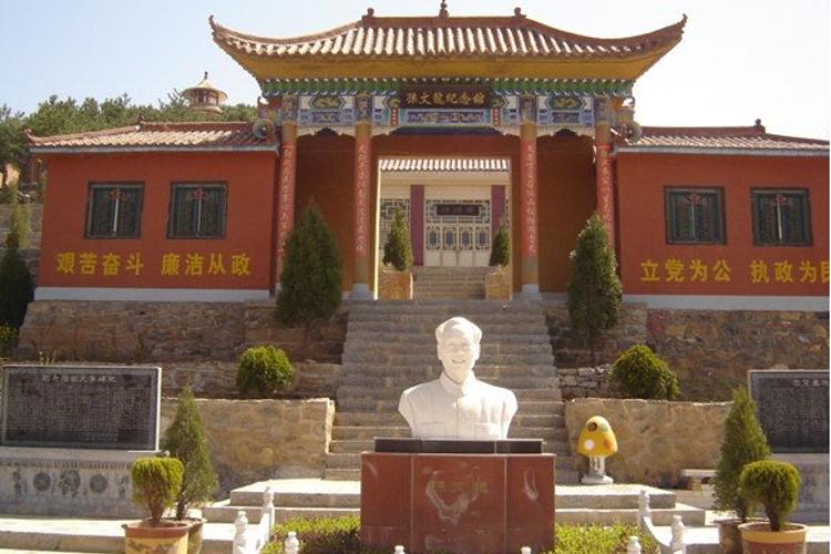 孙文龙纪念馆旅游