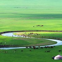 莫日格勒生态景区
