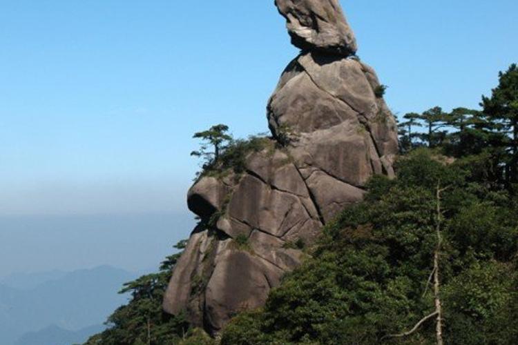 神女峰旅游