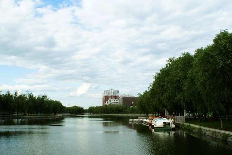 长春公园旅游