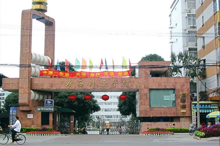 广西财经学院旅游