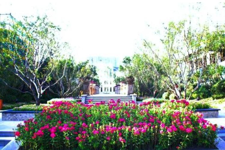 海富社区公园旅游